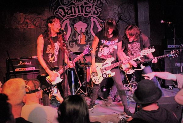 Mud City Manglers at the 2018 Savage Mountain Punk Fest
